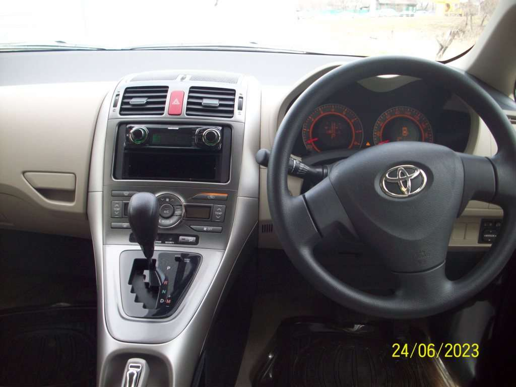 2009 Toyota Auris For Sale
