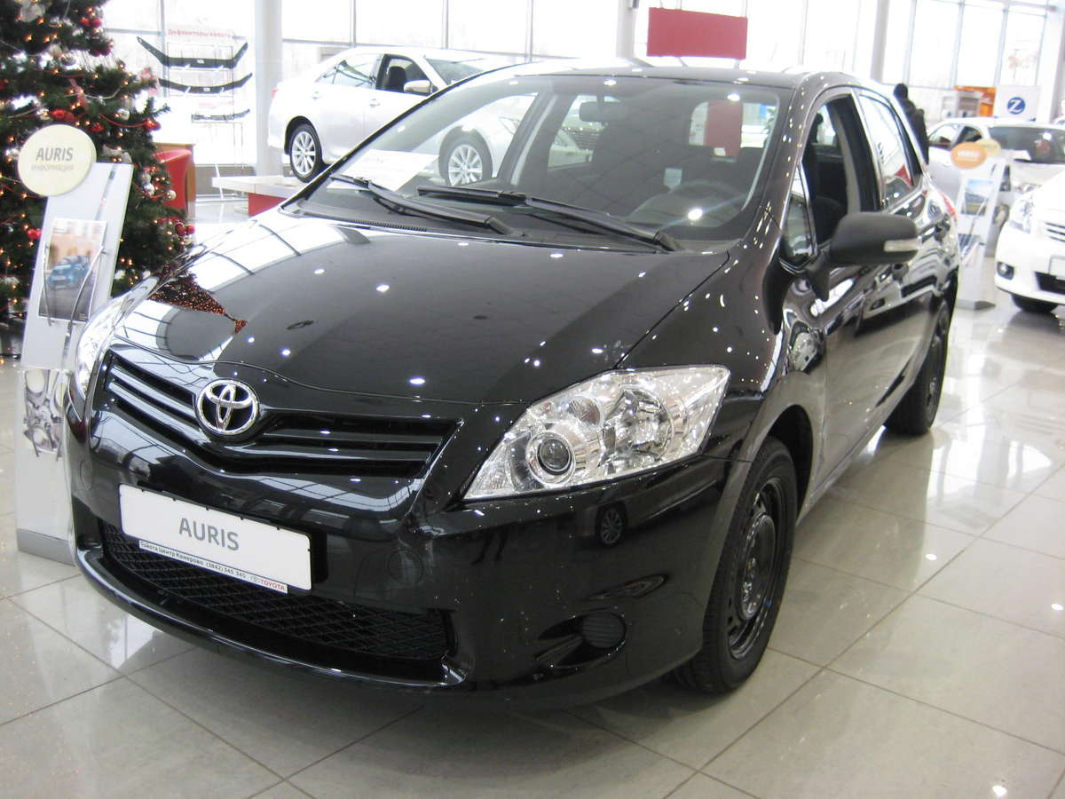 2011 toyota auris pictures gasoline ff automatic for sale. Black Bedroom Furniture Sets. Home Design Ideas