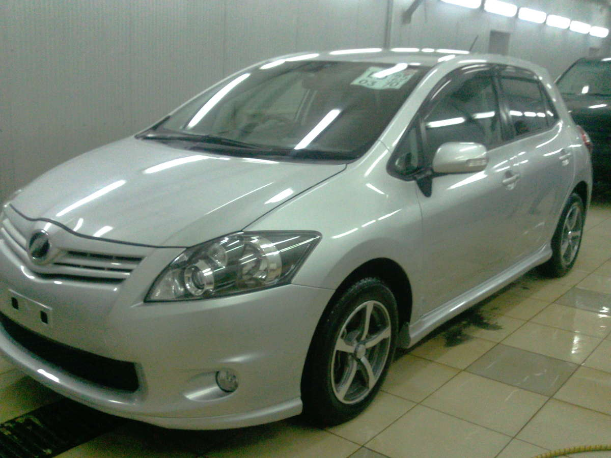 2011 toyota auris pictures 1500cc gasoline ff automatic for sale. Black Bedroom Furniture Sets. Home Design Ideas