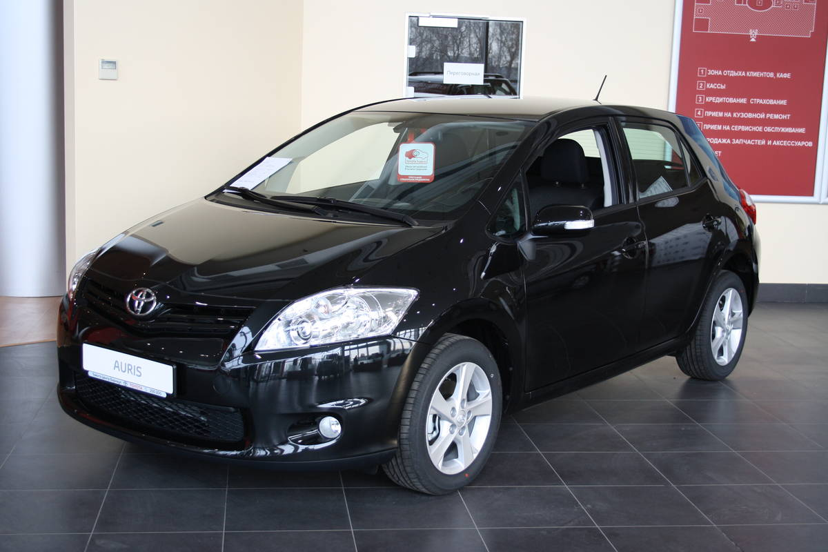 Used 2011 Toyota Auris Photos 1600cc Gasoline Ff Automatic For Sale