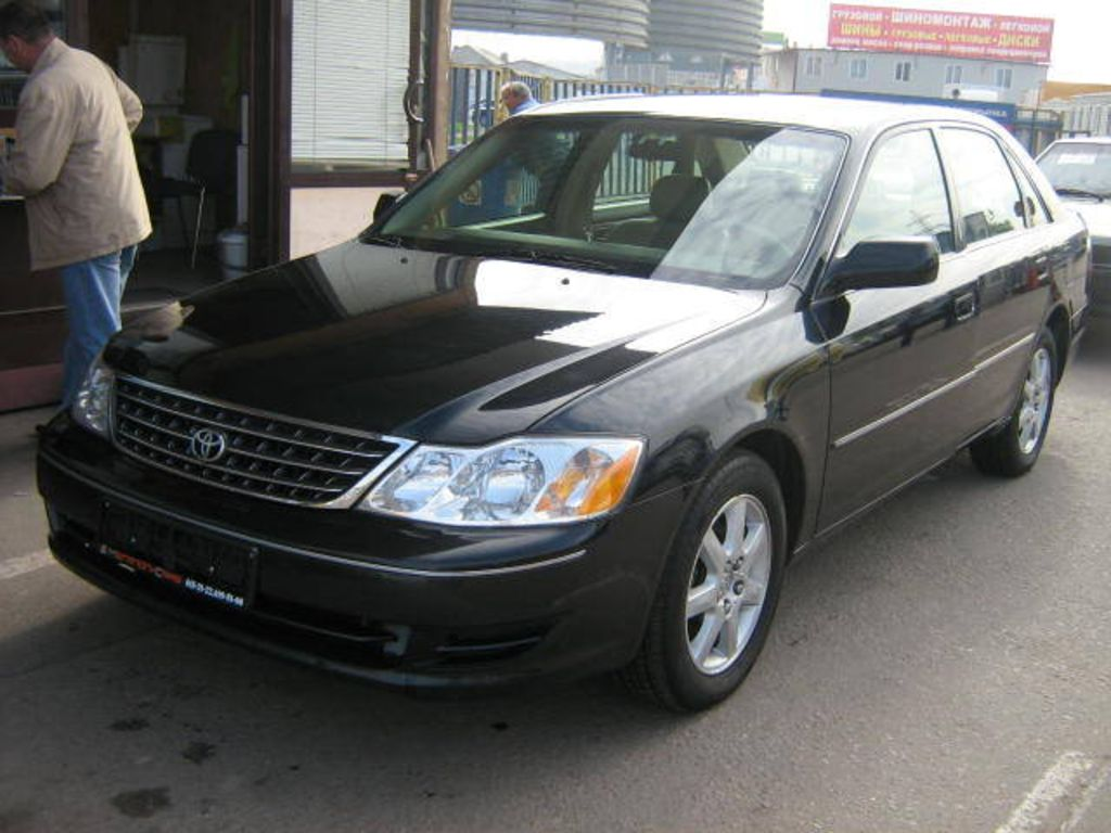 2003 Toyota Avalon Pictures For Sale