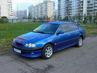 used 1998 toyota avensis photos 1800cc gasoline ff manual for sale rh cars directory net toyota avensis 1998 manual toyota avensis 1998 service manual download