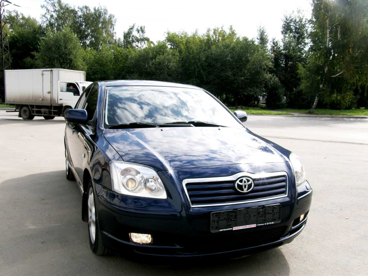 used 2004 toyota avensis photos 2000cc gasoline ff automatic for sale. Black Bedroom Furniture Sets. Home Design Ideas