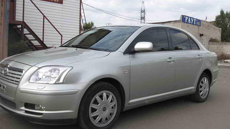 used 2004 toyota avensis photos 1800cc gasoline ff automatic for sale. Black Bedroom Furniture Sets. Home Design Ideas
