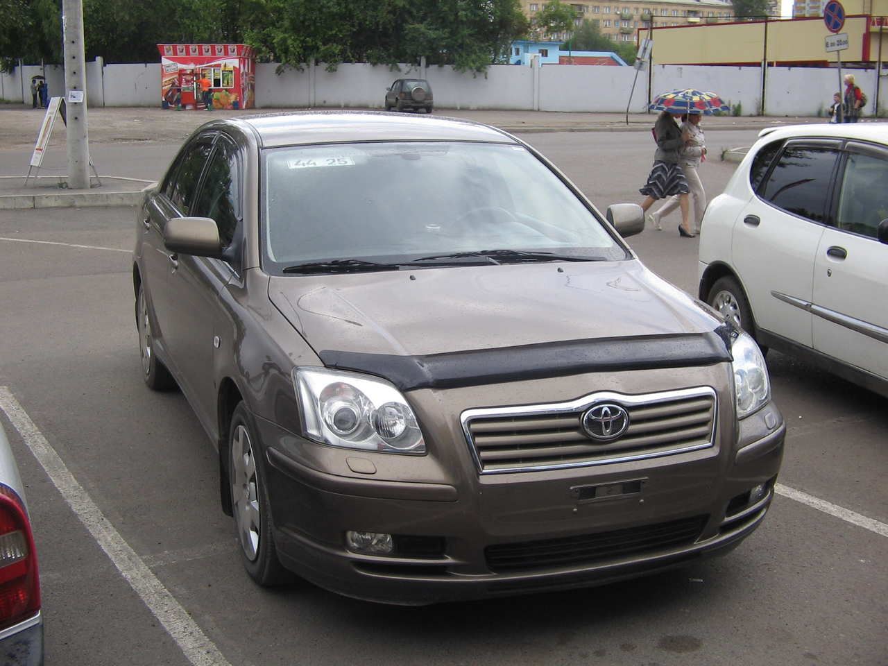2006 toyota avensis photos 1 8 gasoline ff manual for sale. Black Bedroom Furniture Sets. Home Design Ideas