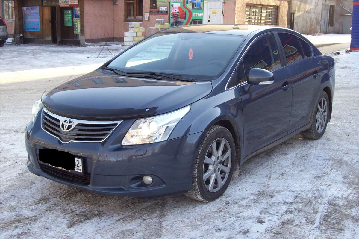 2010 toyota avensis images 1800cc gasoline ff automatic for sale. Black Bedroom Furniture Sets. Home Design Ideas