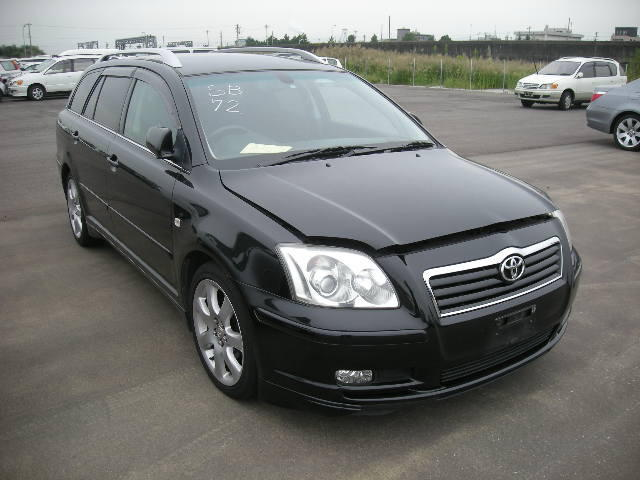 2004 toyota avensis wagon wallpapers gasoline ff automatic for sale. Black Bedroom Furniture Sets. Home Design Ideas
