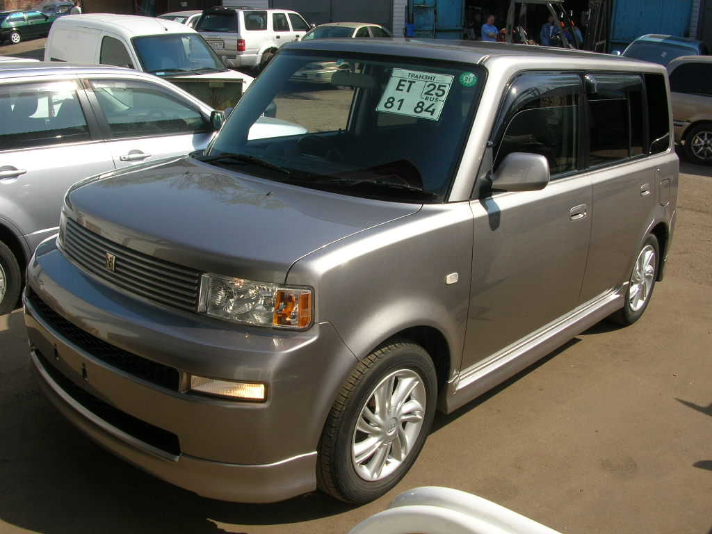 2005 Toyota Bb For Sale 1500cc Gasoline Ff Automatic