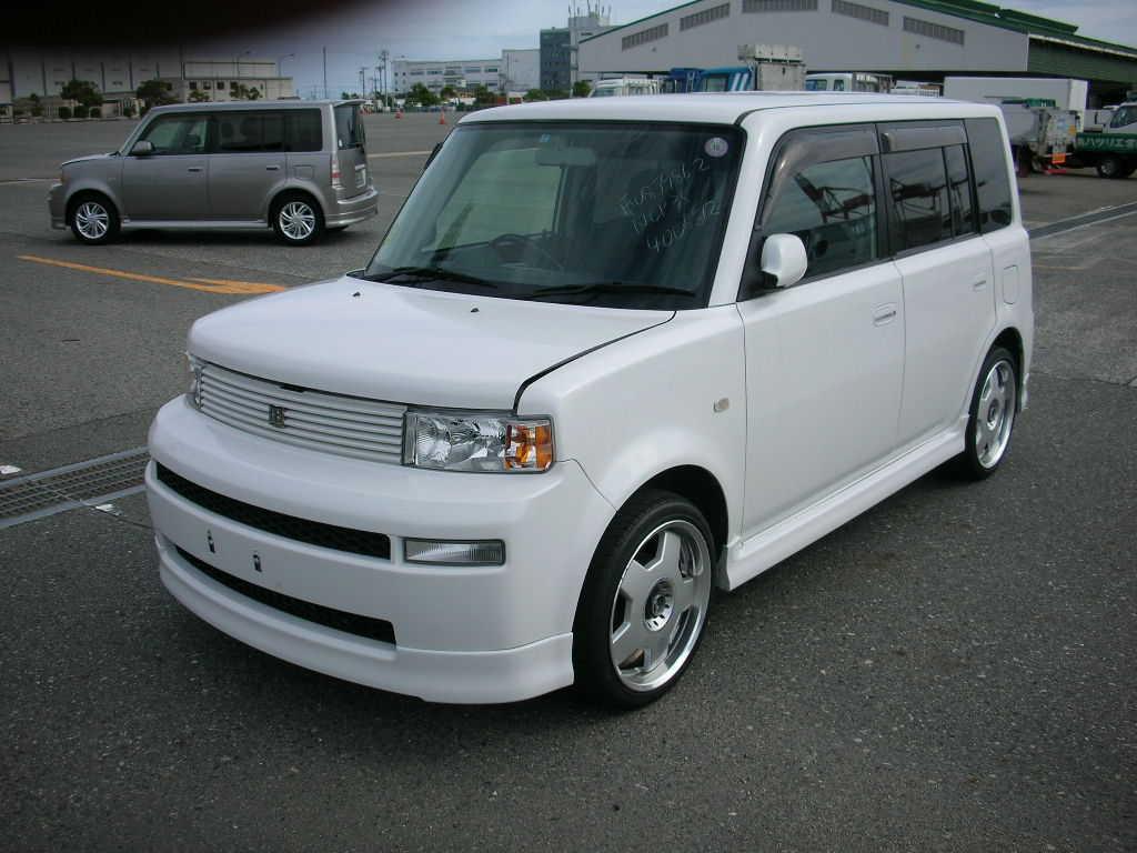 Used 2005 Toyota BB Photos, 1500cc., Gasoline, Automatic ...