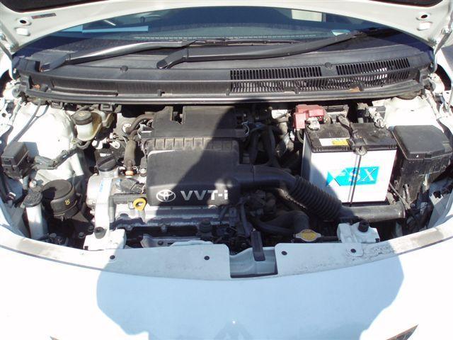 toyota belta 2006 1.3 двигатель