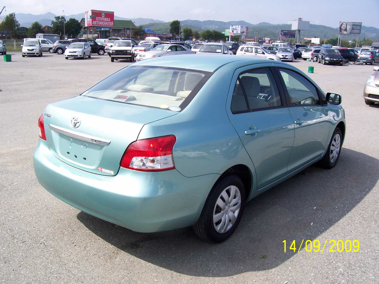Used 2006 Toyota Belta Photos, 1300cc., Gasoline, FF, Automatic