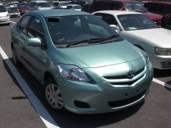 2007 Toyota Belta Pictures