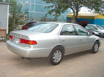 2000 toyota camry pictures gasoline ff automatic for sale. Black Bedroom Furniture Sets. Home Design Ideas