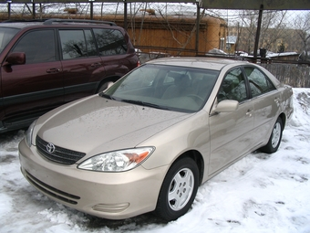 2002 toyota camry images 3000cc gasoline ff automatic for sale. Black Bedroom Furniture Sets. Home Design Ideas