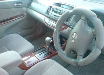 used 2002 toyota camry photos 2400cc ff automatic for sale. Black Bedroom Furniture Sets. Home Design Ideas