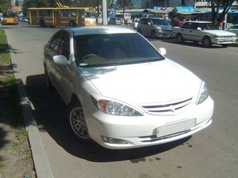 used 2002 toyota camry photos 2400cc gasoline ff automatic for sale. Black Bedroom Furniture Sets. Home Design Ideas