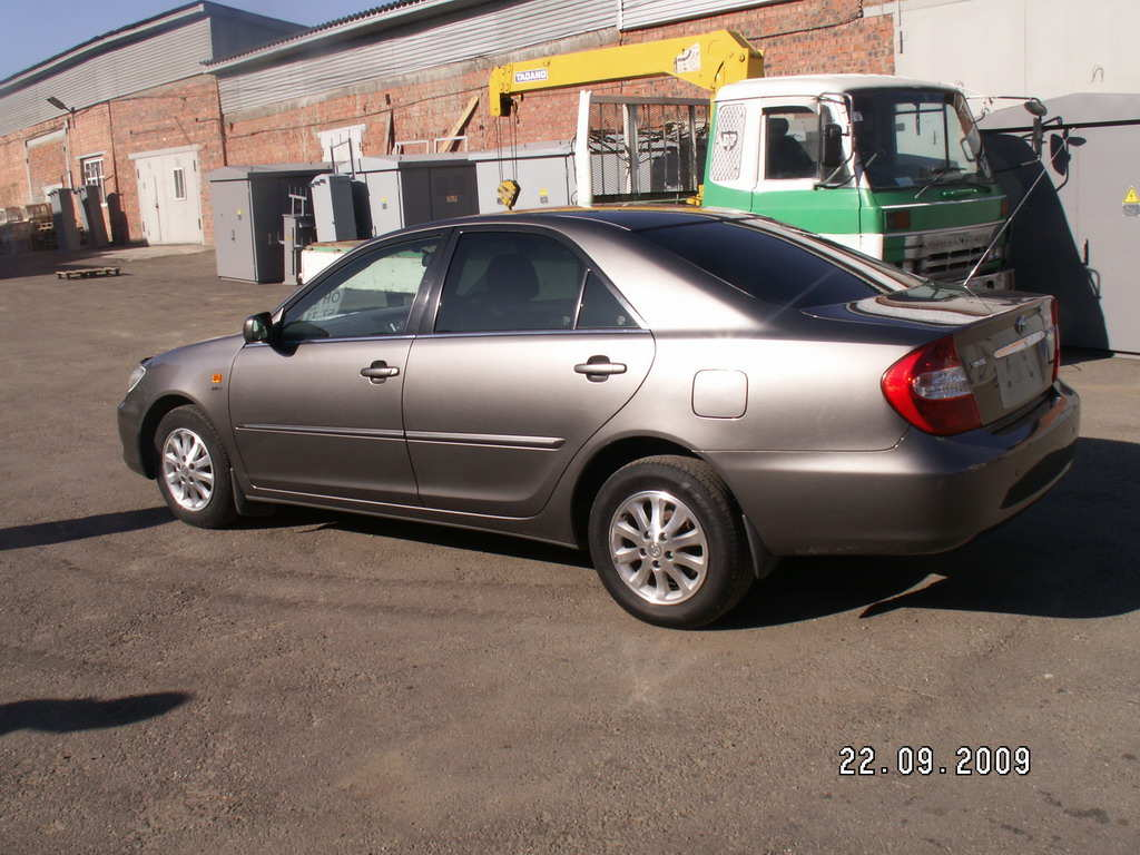 2002 toyota camry photos 2 0 gasoline ff automatic for sale. Black Bedroom Furniture Sets. Home Design Ideas