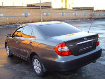2003 toyota camry wallpapers gasoline ff automatic for sale. Black Bedroom Furniture Sets. Home Design Ideas