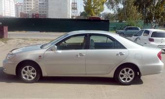 2003 toyota camry pictures gasoline ff automatic for sale. Black Bedroom Furniture Sets. Home Design Ideas