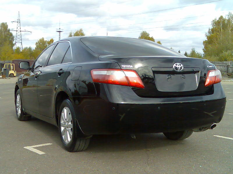 2007 toyota camry for sale 2400cc gasoline ff automatic for sale. Black Bedroom Furniture Sets. Home Design Ideas