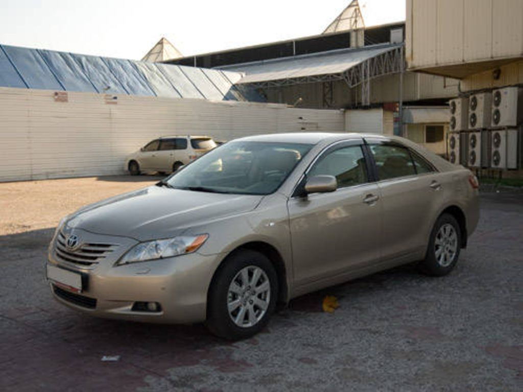 2008 toyota camry pictures 2400cc gasoline ff. Black Bedroom Furniture Sets. Home Design Ideas