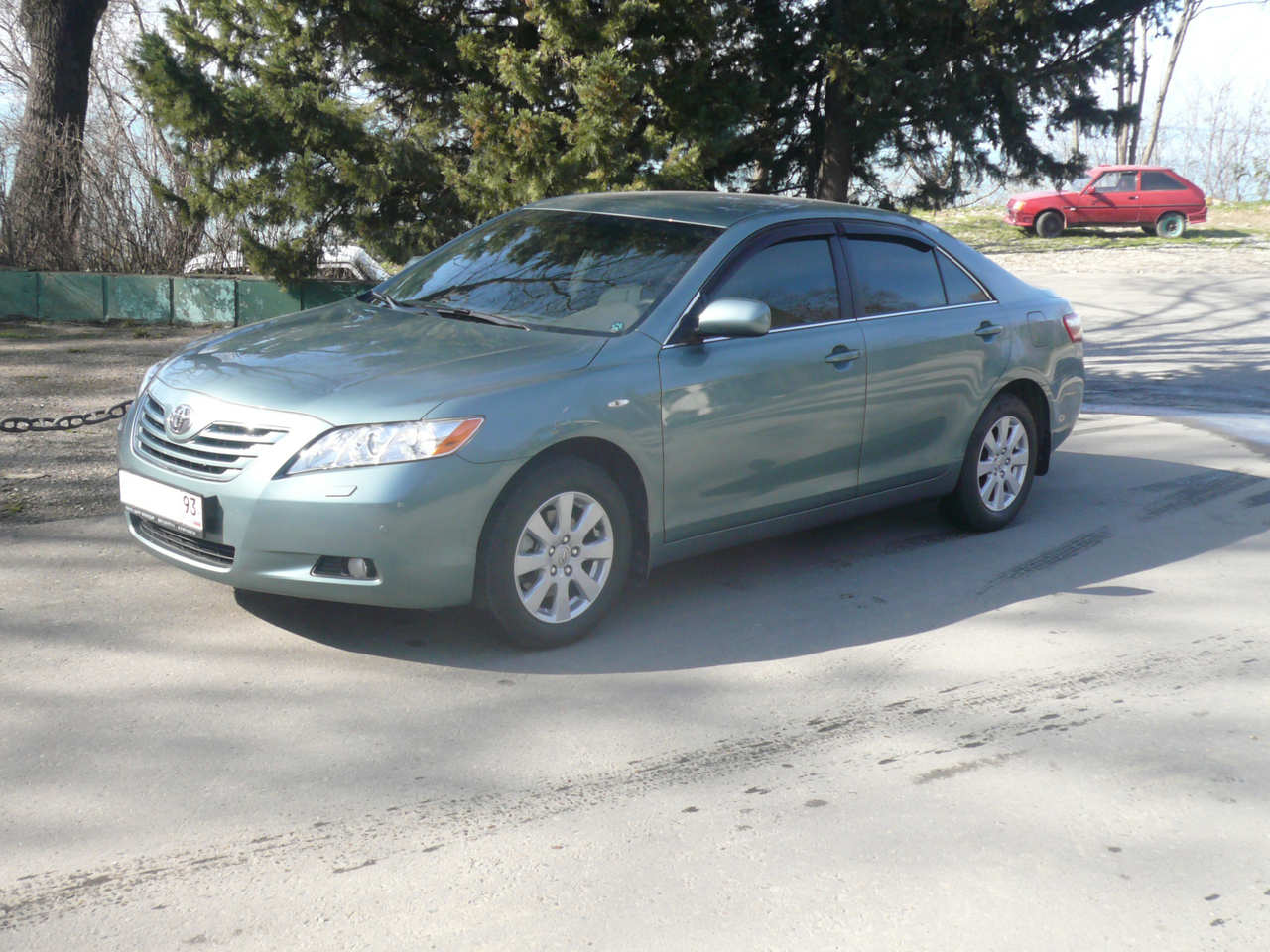 used 2008 toyota camry photos 2400cc gasoline ff. Black Bedroom Furniture Sets. Home Design Ideas