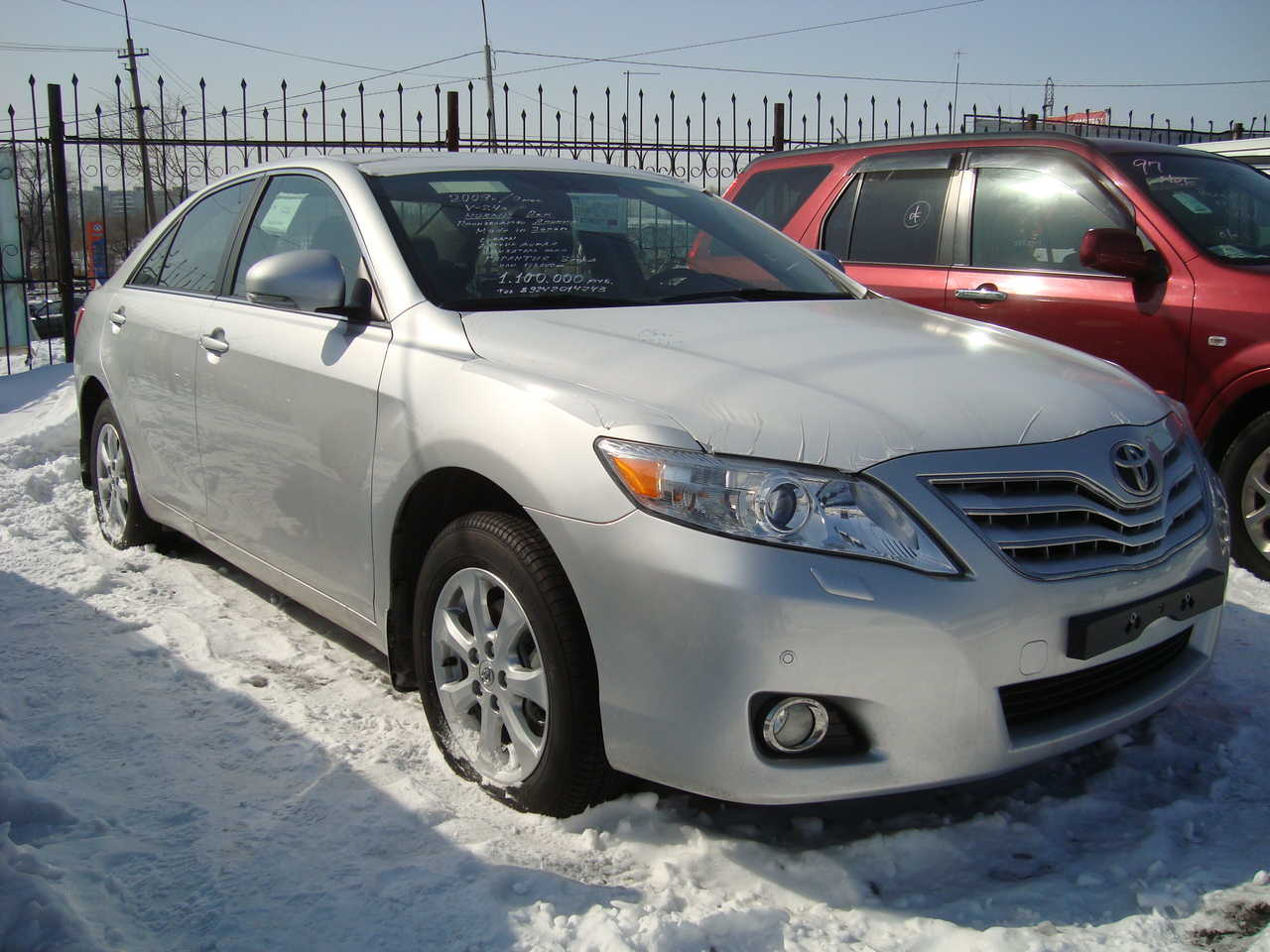 used 2009 toyota camry photos 2400cc gasoline automatic for sale. Black Bedroom Furniture Sets. Home Design Ideas