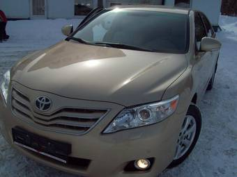 used 2009 toyota camry photos 2362cc gasoline ff automatic for sale. Black Bedroom Furniture Sets. Home Design Ideas