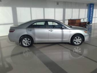 2009 toyota camry photos 2 4 gasoline ff automatic for sale. Black Bedroom Furniture Sets. Home Design Ideas