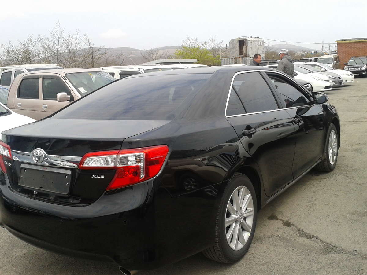 2012 Toyota Camry s 2 5 Gasoline FF Automatic For