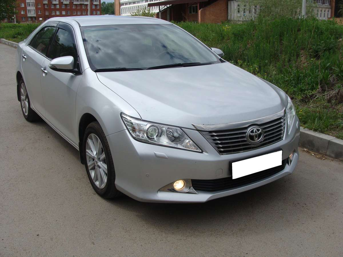 used 2012 toyota camry photos 2500cc gasoline ff automatic for sale. Black Bedroom Furniture Sets. Home Design Ideas