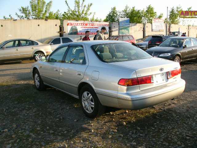 1999 toyota camry gracia for sale. Black Bedroom Furniture Sets. Home Design Ideas