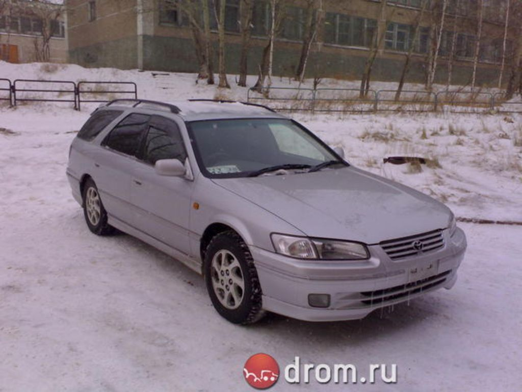 1998 toyota camry gracia wagon pictures for sale. Black Bedroom Furniture Sets. Home Design Ideas