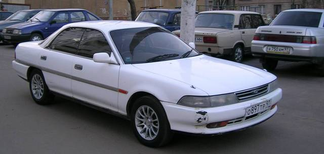 1989 Toyota Carina Ed Pictures For Sale