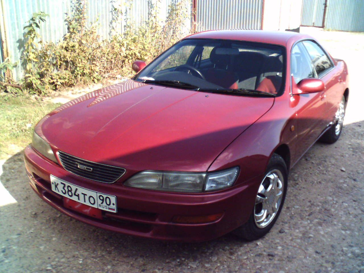1996 Toyota Carina Ed Pictures 200cc Gasoline Automatic For Sale