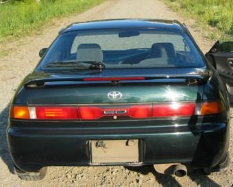 1996 Toyota Carina Ed Pictures 2 0l Gasoline Ff Automatic For Sale
