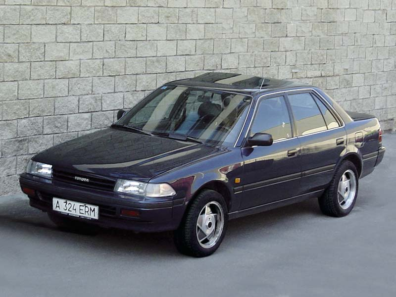 Toyota Carina Ii Repair Manual