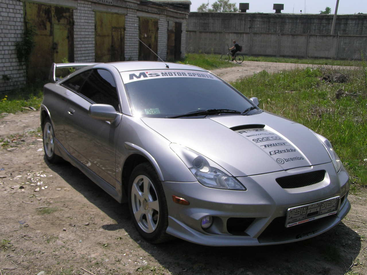 used 2005 toyota celica photos 1800cc gasoline ff manual for sale. Black Bedroom Furniture Sets. Home Design Ideas