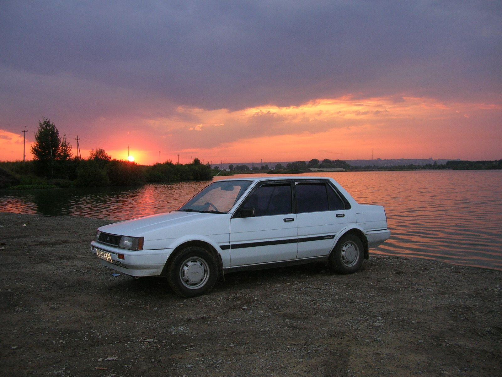 Kelebihan Kekurangan Toyota Corolla 1984 Top Model Tahun Ini