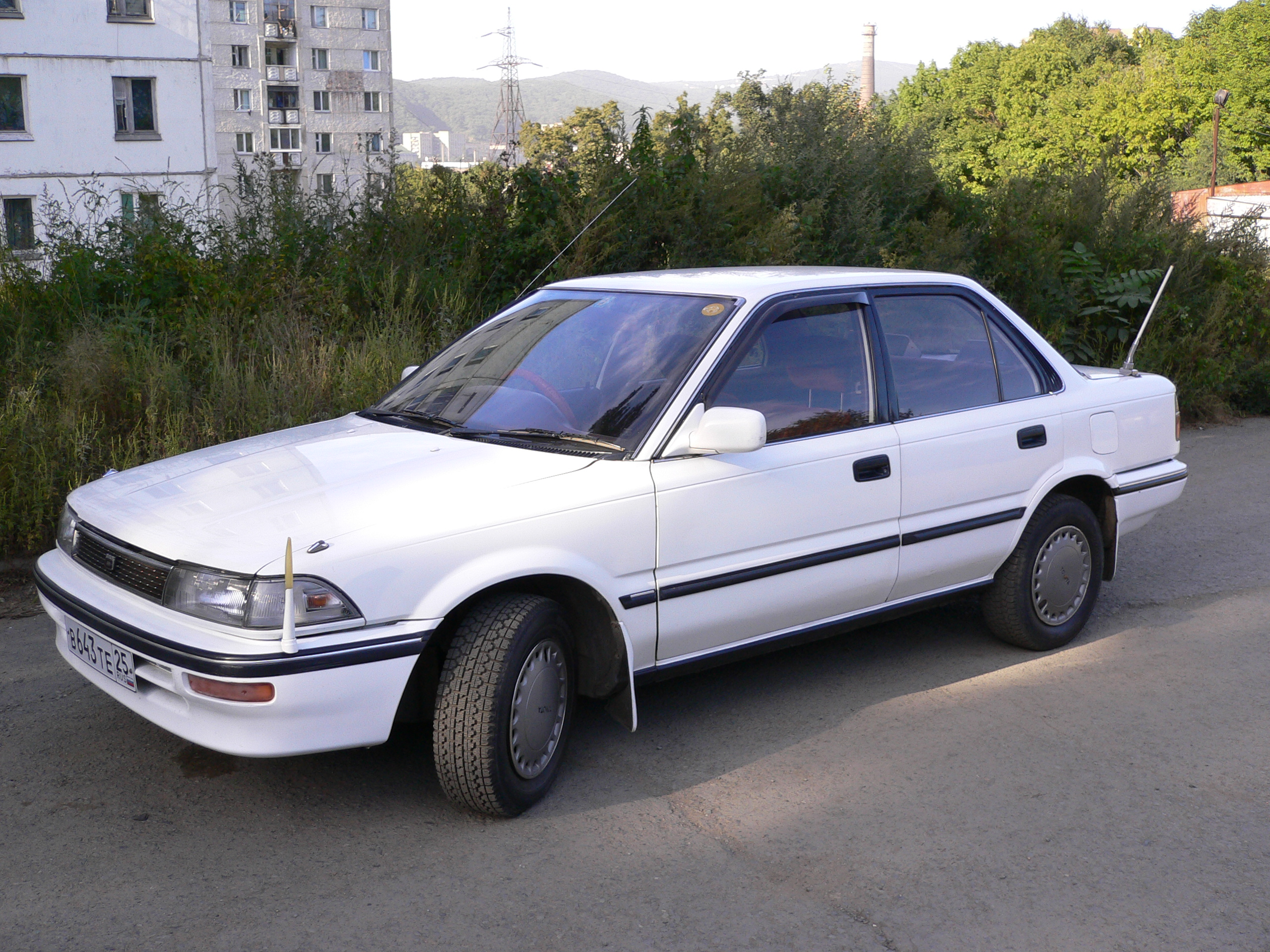 1988 toyota corolla pictures 1500cc gasoline ff automatic for sale. Black Bedroom Furniture Sets. Home Design Ideas