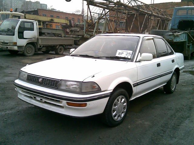 1990 toyota corolla pictures. Black Bedroom Furniture Sets. Home Design Ideas