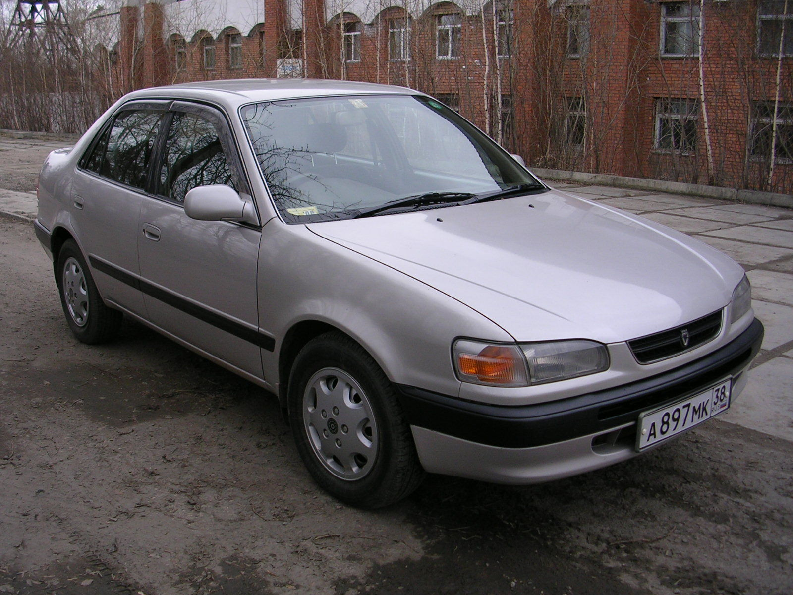 1995 toyota corolla pictures 1500cc gasoline ff automatic for sale. Black Bedroom Furniture Sets. Home Design Ideas