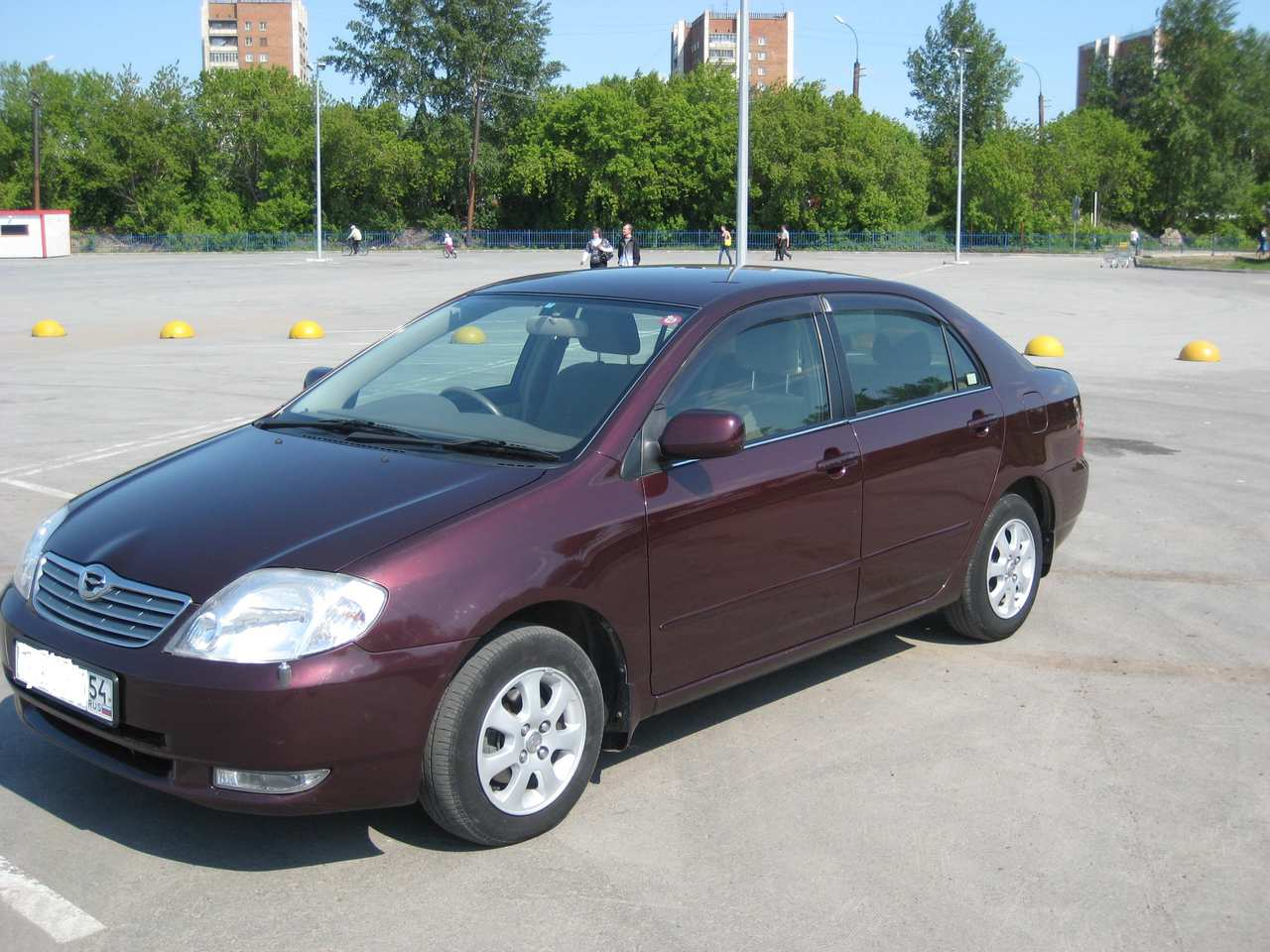2002 toyota corolla wallpapers gasoline ff automatic for sale. Black Bedroom Furniture Sets. Home Design Ideas