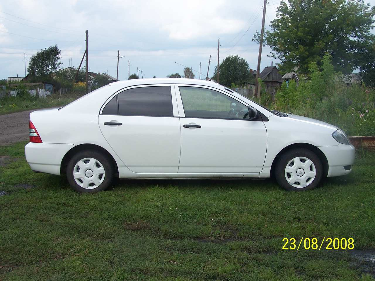 2002 toyota corolla photos 1 3 gasoline ff automatic for sale. Black Bedroom Furniture Sets. Home Design Ideas
