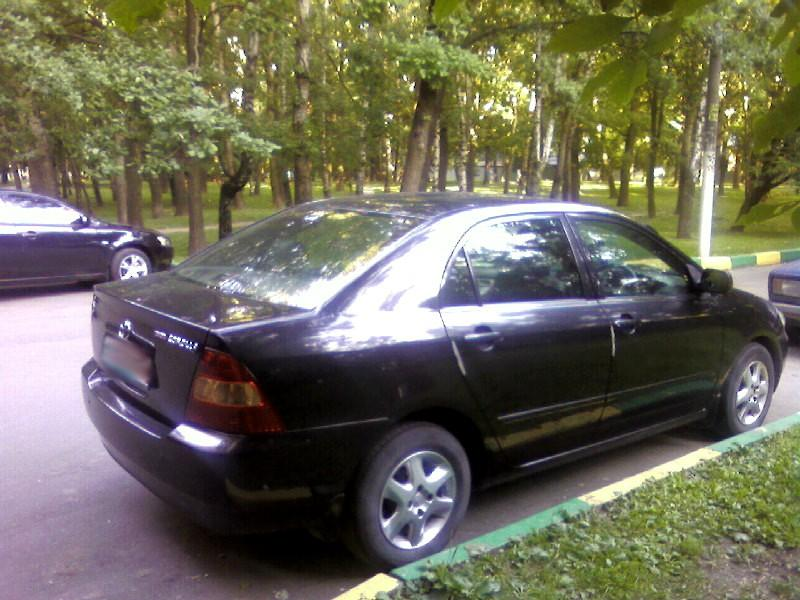 2002 toyota corolla for sale 1 5 gasoline ff automatic for sale. Black Bedroom Furniture Sets. Home Design Ideas
