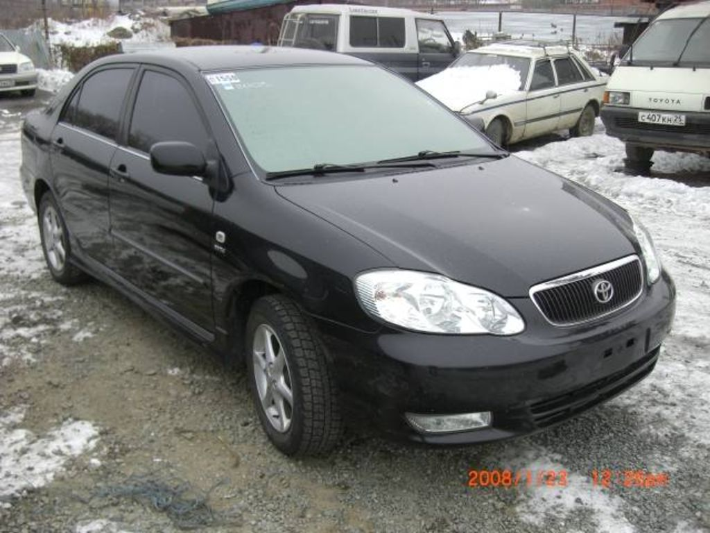 2003 toyota corolla reviews specs and prices autos post. Black Bedroom Furniture Sets. Home Design Ideas