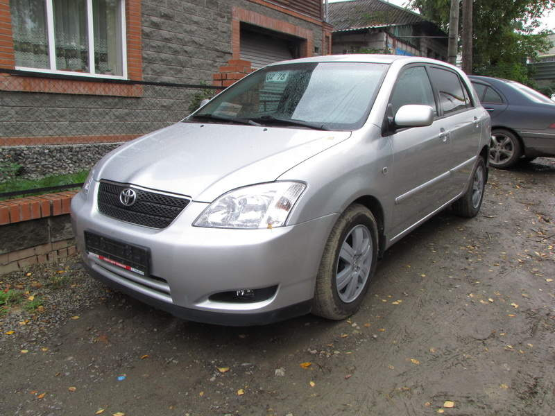 used 2004 toyota corolla photos 1600cc gasoline ff automatic for sale. Black Bedroom Furniture Sets. Home Design Ideas