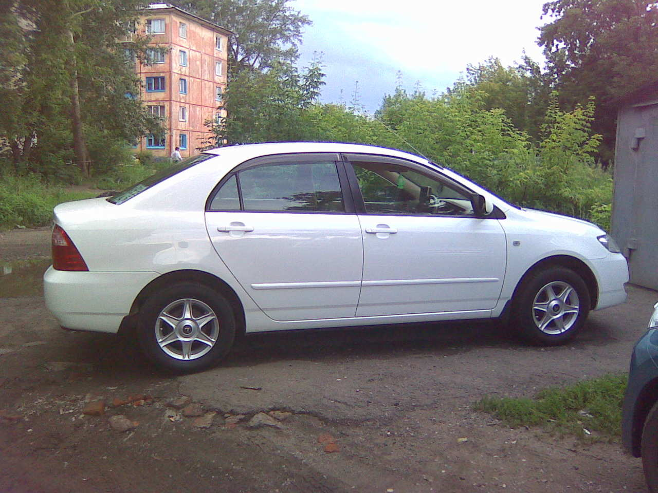 2005 toyota corolla images 1500cc gasoline ff automatic for sale