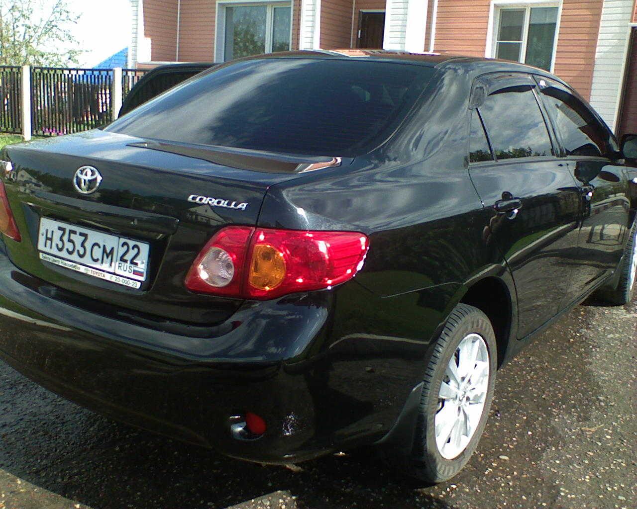 2008 Toyota Corolla For Sale >> 2008 Toyota Corolla Photos, 1.6, Gasoline, FF, Automatic ...