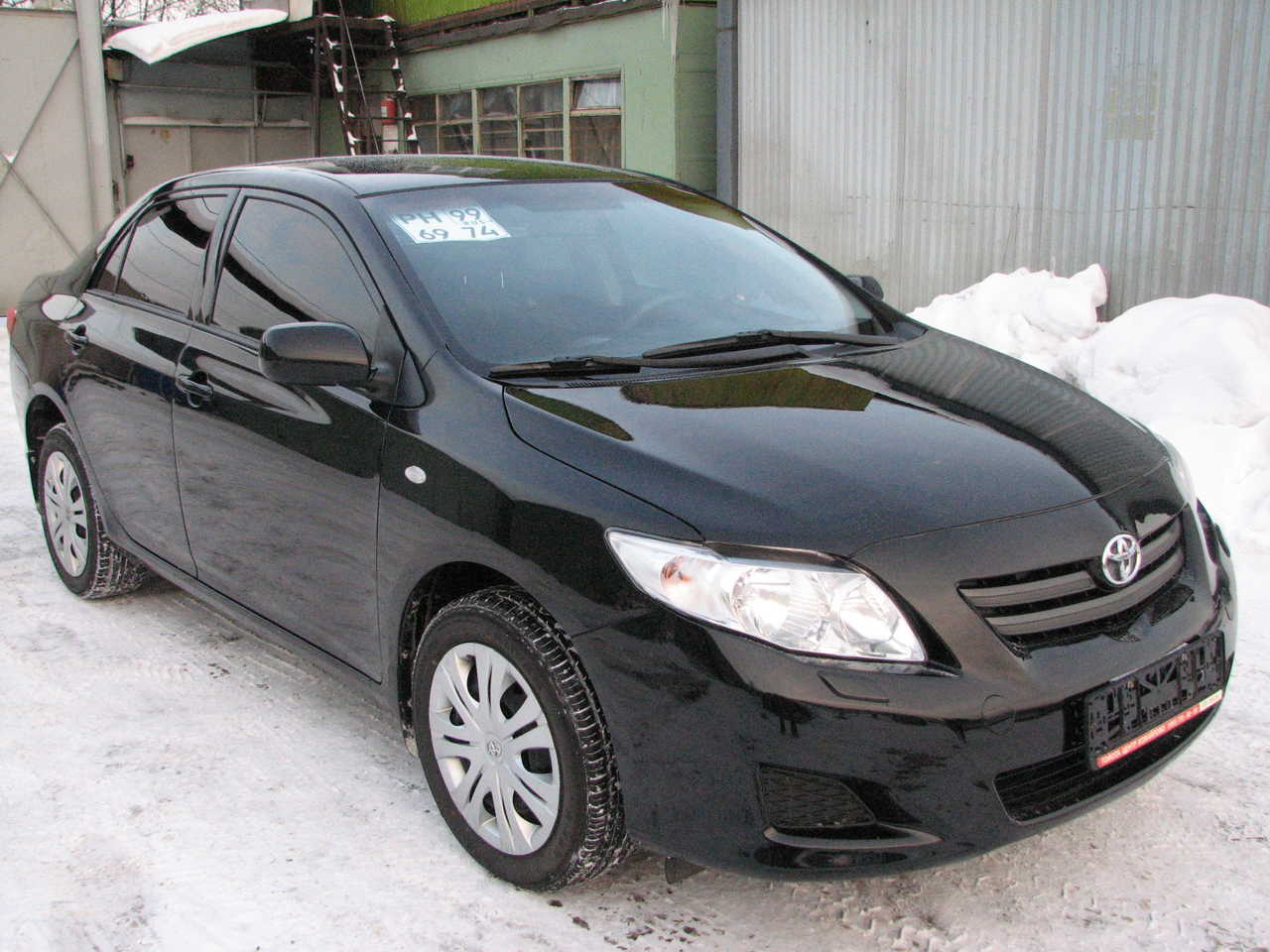 used 2009 toyota corolla photos 1598cc gasoline ff manual for sale. Black Bedroom Furniture Sets. Home Design Ideas